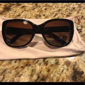 Tory Burch Sunglasses Black/Brown